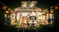 Travel to Suburb with Odakyu Odawara Line (小田急小田原線) from Shinjuku (新宿) Tokyo (東京) to Hakone (箱根) in Japan (TOTORORO.RORO) Tags: panasonic zs100 japan shinjuku tokyo odawara city hakone 箱根 小田原 新宿 小田急 odakyu line railway station train