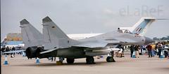29+03 Mikoyan Gurevich MiG-29G Fulcrum c/n 2960525110 JG-73 (eLaReF) Tags: 2903 mikoyan gurevich mig29g fulcrum cn 2960525110 jg73