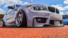 BMW 1 Series (sidrog28) Tags: bmw car sun sunny uk gateshead stadium kultchershock 2017 kultcher shock