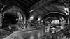 Underneath The Arches (martinbaker76) Tags: martinbaker76 nikon sigma 1020 d7000 blackandwhitelondon railwayarches skatepark london uk niksoftware