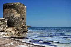 Spiaggia Le Saline (Stintino) (colto2011) Tags: sardegna sentiero torre medioevale mare vacanza isola
