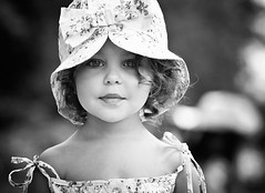 street portrait (photoksenia) Tags: beauty children people portrait girl child monochrome blackandwhite bw