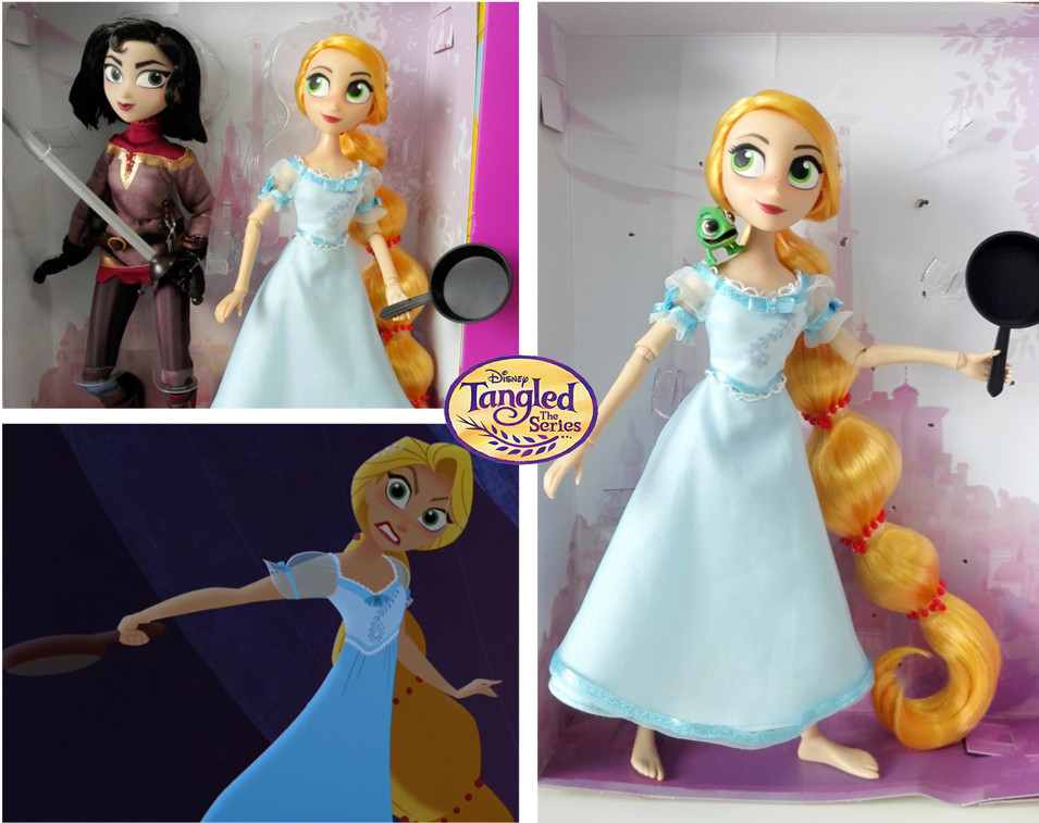 how to fix tangled doll hair
