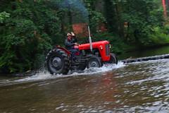 IMG_0416 (Yorkshire Pics) Tags: 1006 10062017 10thjune 10thjune2017 newbyhalltractorfestival ripon marchofthetractors marchofthetractors2017 ford fordcrossing river rivercrossing tractor tractors farmingequipment farmmachinery agriculture yorkshire northyorkshire