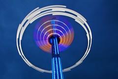 Space Jam Boxmeer (Remykermisfreak) Tags: light sluitertijd night bewolkt sigma 1020 sony alpha68 shuttertime kleuren color space jam fairground fair kirmes