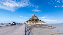 Mont Saint Michel (Normandie-France) (Shoot Enraw) Tags: france paysage 7003000mmf4056 beauvoir monument architecture 110160mmf28 normandie montsaintmichel lecouesnon