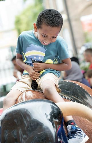 Love Lane Community Fun Day - July 2017