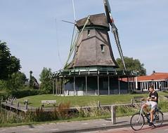2017-06-21 23.00.57 (2) (walterkolkma) Tags: westfiresland fietsen bikes biking netherlands holland landscapes bicycles cycling enkhuizen dijk dike dromedaris koepoort sonyilce6300