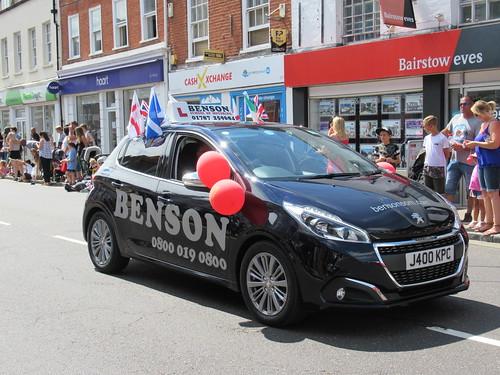 Saturday, 8th, Benson and balloons IMG_1009