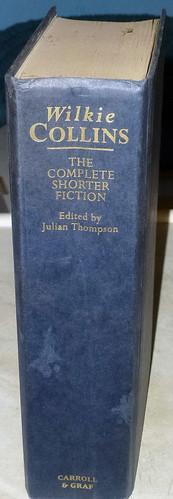 Wilkie Collins book fan photo