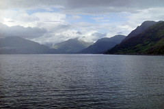 Knoydart from Skye Ferry - July 2004 (Rail and Landscapes) Tags: knoydart