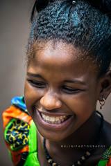 Bissau Smiling (Conscious Scofield) Tags: bissau guine guinea children child smile happy happiness portrait people fula fulani