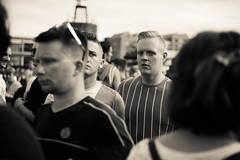 Bristol Pride (tomhaaam) Tags: bristol pride black white tonal lloyds amphitheatre summer
