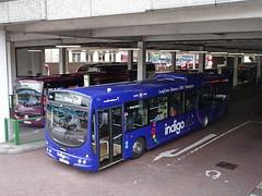 trent barton 716 Broadmarsh (Guy Arab UF) Tags: trent barton 716 fj58kkh volvo b7rle wright eclipse broadmarsh bus station nottingham wellglade group buses wellgladegroup