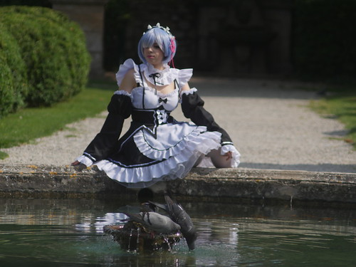 Shooting Re-Zero - Rem - Pavillon Vendome - Aix en Provence -2017-06-18- P2100535