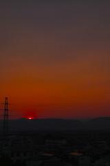 Yesterday Sunset Red_SDI1311 (nabe121) Tags: sigma sd quattro sdquattro foveon foveonx3 samount 2435mm f2 dg hsm art a015 夕暮れ 夕焼け sunset