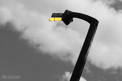 Sodium Survivor (Oliver Wood Photography) Tags: light lampstreetlamp sodium