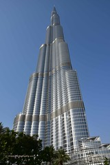 Burj Khalifa, skyscraper in Dubai, United Arab Emirates. ((c) Orion Photography) Tags: burj khalifa skyscraper uae dubai highewst building
