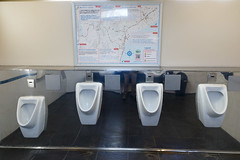 20170620-_BUD2883 NZ Urinals 02 (hirschwrites) Tags: bathrooms earth geraldine nz newzealand other southisland urinals
