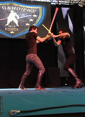 TGSSpringbreak_LesGardiensDeLaForce_006 (Ragnarok31) Tags: tgs springbreak toulouse game show gardiens force jedi star wars obscur art martial combat