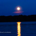 Full Moon Rising over Potomac
