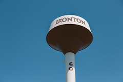 City of Ironton, Minnesota (Tony Webster) Tags: cityofironton ironton minnesota watertower unitedstates us wmc1830