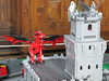 IMG_1436 (Festi'briques) Tags: lego exposition exhibition rlug lug ancylefranc ancy castle 2017 festibriques monster fighter monsterfighter chasseurs monstres zombies vampire dracula château horreur horror sang blood