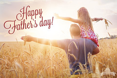 Happy Father's Day (agrepublicanpress) Tags: agriculture beam beautiful care cheerful child childhood colorful concepts dad daughter dream emotional enjoy family farmer father field flying fun generation girl happiness happy holding joyful kid life lifestyle little looking love male meadow natural nature outdoor outside parent parenthood people positivity real romantic sky sun sunrise sunset together wheat ukraine