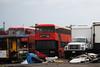 New (Old) Bus for Toronto (apta_2050) Tags: leylandolympian leyland leylandmotors citybus transitbus doubledecker charterbus portlands toronto ontario a149udm