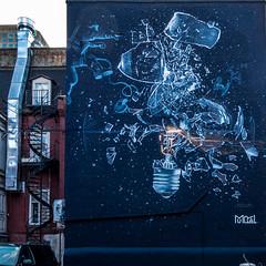Onur mural (Eileen NDG) Tags: june montreal urban mural streetart urbanart city quebec onur