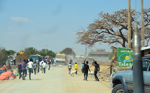 Wajaale (Somaliland) - Border to Ethiopia