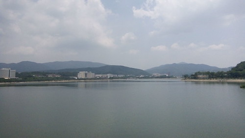 Gyeongju, Boman Lake, Lake View
