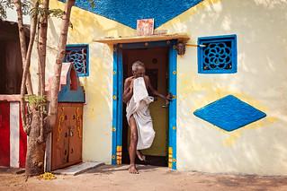 Home. Chennai, India