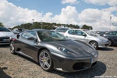 24h du Mans 2014 - Ferrari F430 (Deux-Chevrons.com) Tags: ferrarif430 ferrari f430 ferrari430 430 car coche voiture auto automobile automotive lemans 24hdumans 24heuresdumans 24hoflemans france exotic exotics supercar sportcar gt