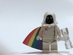 Prism (Cody.Purviance) Tags: prism white light rainbow mystery hammer brickforge transparent