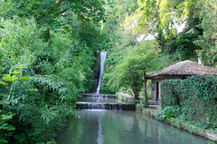 Balchik - Bulgaria (dimitarbachvarov) Tags: waterfall pentax k50 balchik bulgaria