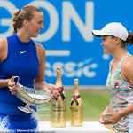 Petra Kvitova, Ashleigh Barty