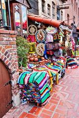 Merchandises (Albert Jafar) Tags: pueblodelosangeles colorfulmerchandises artandcraft losangelesplazahistoricdistrict downtownlosangeles photographerswharf ngc worldtrekker