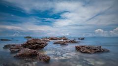 Low Tide at Ko Pu (signer.robert) Tags: longexposure nd sky seascape landscape kopu sea thailand