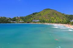 Praia das Toninhas - 001 (JEM02932) Tags: ubatuba praia beach seaside toninhas mar sea green blue verde azul