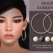Hoop Earrings (for FLF)