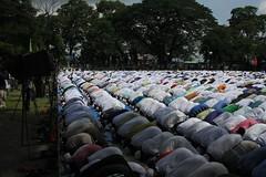 Eid Ul Fitr Namaz Eidgah Guwahati 2017 (firoze shakir photographerno1) Tags: eidnamaz2017 eidgah guwahati assam muslims streetphotography