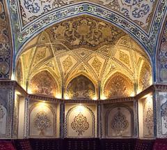 Beautiful Hammam (Les Koppe Photography) Tags: iran kashan landscape