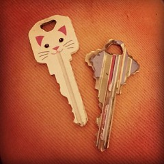 Tonight I removed our house keys from our key rings. This whole situation seems so surreal. Like...when will I wake up from this nightmare? How could I have possibly failed my husband and children as much as I have? This can't be. I feel like I'm grieving (Jenn ♥) Tags: ifttt instagram
