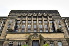 St Andrew's House Edinburgh (Sophie Campbell) Tags: standrewshouse artdeco edinburgh architecture streamlinemoderne monolith design building