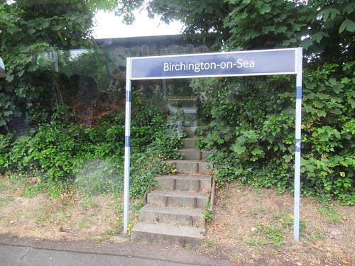 Friday, 30th, Passing Birchington on Sea IMG_0461