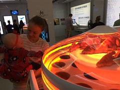 """Dani Looks at Dinosaurs in an Incubator • <a style=""""font-size:0.8em;"""" href=""""http://www.flickr.com/photos/109120354@N07/34888916053/"""" target=""""_blank"""">View on Flickr</a>"""