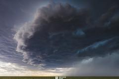 USA - Keyes, Oklahoma - Hail Cloud And Lightning (Sarah Al-Sayegh Photography | www.salsayegh.com) Tags: usa canon canoneos5dmarkii stormchase storm oklahoma keyes landscapephotography landscape tree cloud wwwsalsayeghcom sarahhalsayeghphotography infosalsayeghcom