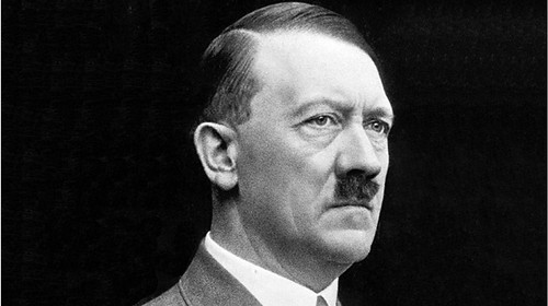 Hitler, foto ine'dita