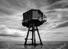 Red Sands Fort (Articdriver) Tags: thames river estuary forts riverthames redsandsfort defence maunsell guymaunsell london antiaircraft